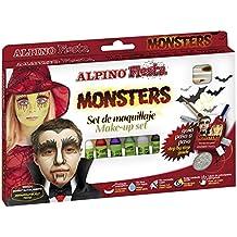 Alpino Monsters 5G - Blister de 6 unidades de maquillaje