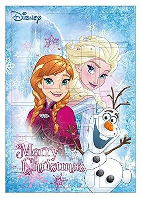 Undercover FRWD8020 - Calendario Disney, Frozen, Multicolor de Undercover