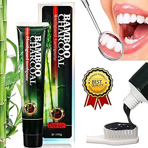 Dai-ve pasta dental blanqueadora Carbón activado