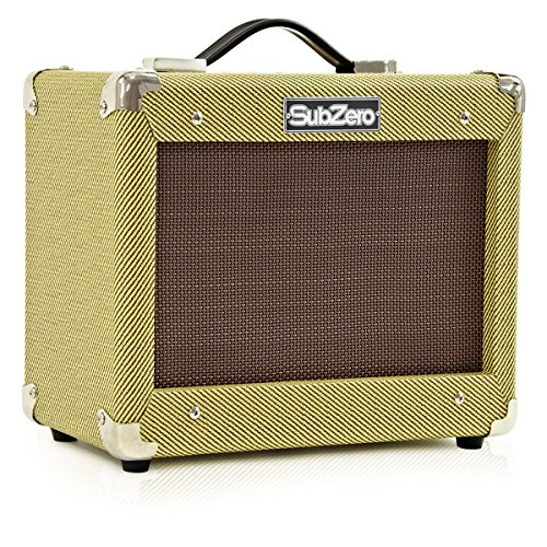 SubZero V15B Vintage 15W amplificatore per basso