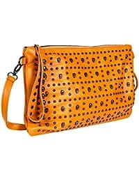 Blue Banana Alternative Fashion , Pochette pour femme Orange  Orange