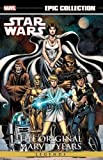 Star Wars Legends Epic Collection: The Original Marvel Years Vol. 1 (Star Wars Ledends Epic Collection) (Epic Collection: Star Wars Legends: the Original Marvel Years) (Paperback)