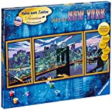 Ravensburger 28951 - Skyline von New York - Malen nach
