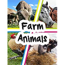 Farm Animals: English for Young Learners (English Edition)