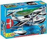 Playmobil - 4445 - Policiers et hydravion