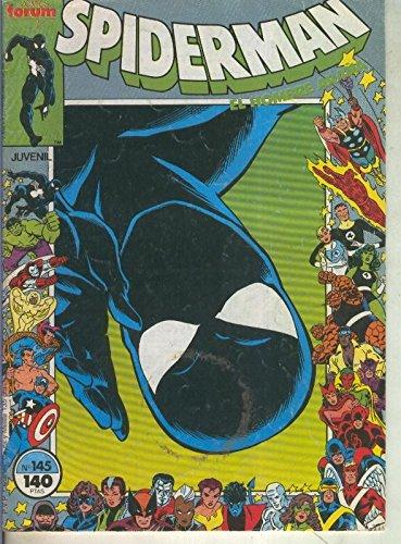 Spiderman volumen 1 numero 145