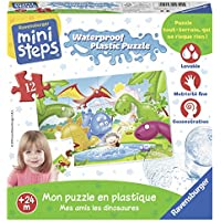 Ravensburger–Jigsaw Puzzle–For Toddlers–Set of 12Plastic