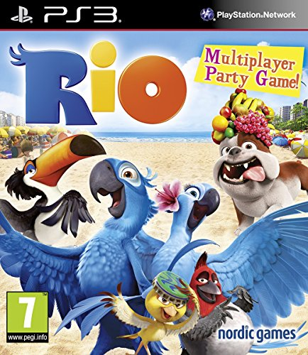 Rio (PS3) (New) (Rio Spiel Ps3)