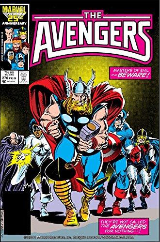 Avengers (1963-1996) #276 (English Edition)