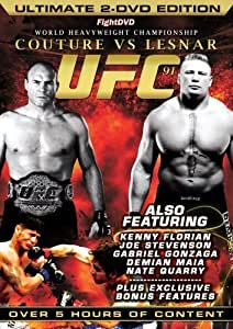 UFC 91: Couture vs Lesnar [DVD]