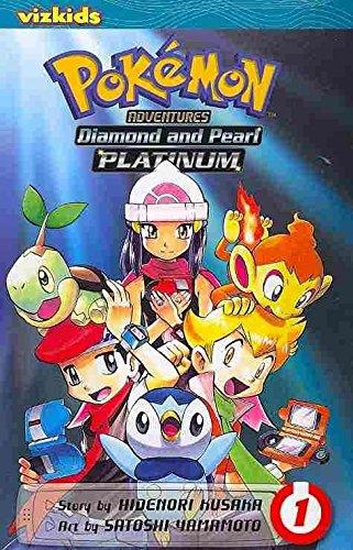 [Pokemon Adventures Diamond & Pearl Platinum: 01] (By: Hidenori Kusaka) [published: June, 2013]