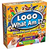 Best Board Games For Teens - What Am I Logo Board Game Review