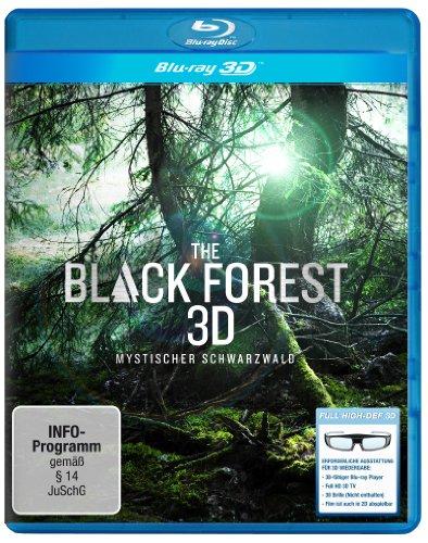 The Black Forest 3D - Mystischer Schwarzwald [Blu-ray 3D]