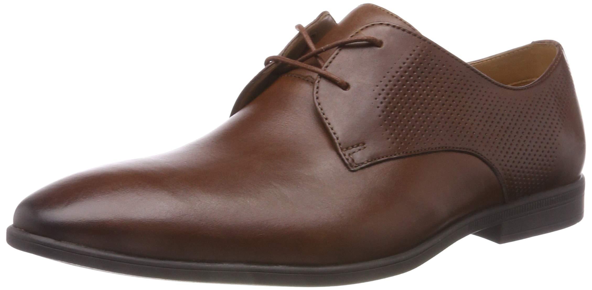 Clarks Bampton Walk, Zapatos de Cordones Derby Hombre