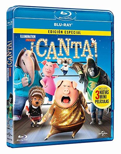 ¡Canta! [Blu-ray] 612hKi2yVKL