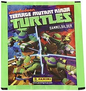 Tortugas Ninja - Sobres de cromos (Panini 002516B5B)