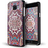 Galaxy A5 2016 Coque,Lizimandu 3D Motif Tpu Silicone Gel Étui Housse Protection Shell Cover Case Pour Samsung Galaxy A5 2016(Maya Totem)
