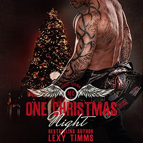 One Christmas Night: Hades' Spawn Motorcycle Club Series, Book 5