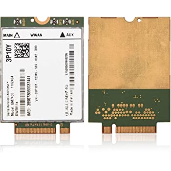 Networking Computer & Office 42mbps Card For Thinkpad T440 T450 T540p W540 L440 X240 X1 Carbon 4g Module Em7345 Ngff M.2 Wwan Card 04x6014 4g Lte/hspa