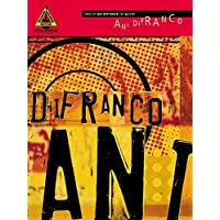 Best Of Ani Difranco. Partituras para Acorde de Guitarra