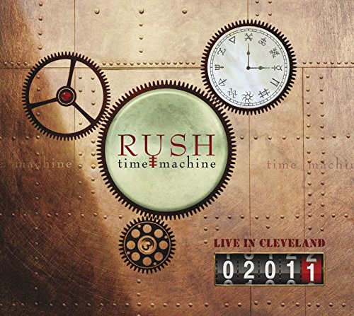Rush: Time Machine 2011 - Live in Cleveland (Audio CD)