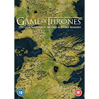 Game of Thrones: Season 1-3