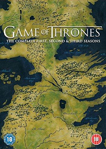 Series 1-3 (15 DVDs)