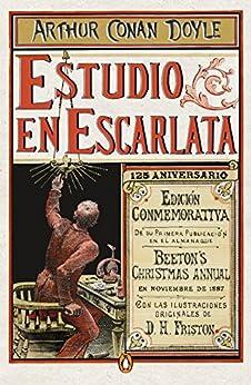 Estudio en escarlata (edición conmemorativa) de [Doyle, Sir Arthur Conan]