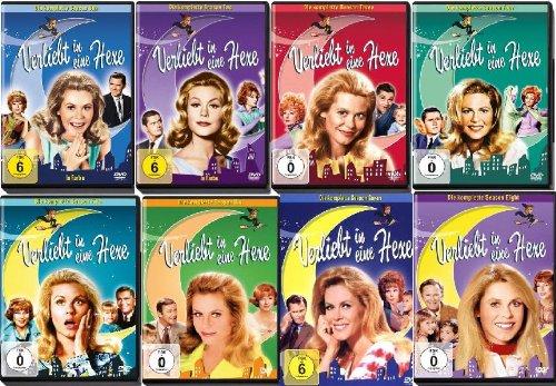 Season 1-8 (33 DVDs)