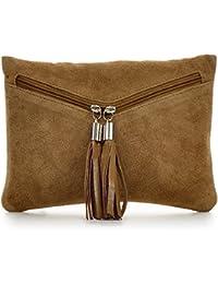 para CNTMP señora clutches bolso de bolsas mano bolsos de clutch pxq5URxBw4
