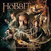 Hobbit Official 2018 Calendar - Square Wall Format