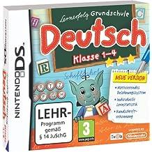 Lernerfolg Grundschule Deutsch 1. - 4. Klasse (neue Version) - [Nintendo DS]