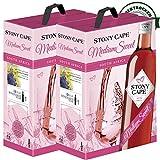 Rosé Südafrika Stony Cape Syrah Medium Sweet Cuvée Bag in Box (1x3,0l) VERSANDKOSTENFREI