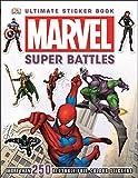 Marvel Super Battles Ultimate Sticker Book (Ultimate Stickers)