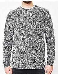 Selected Herren Sweatshirt schwarz schwarz