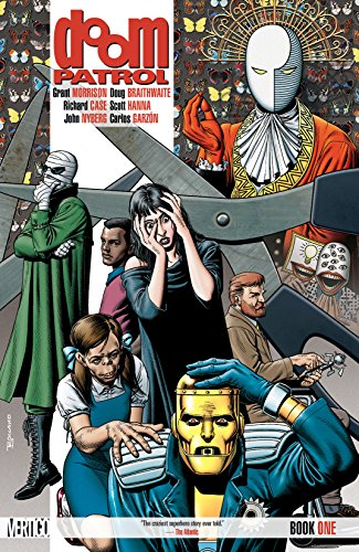 Doom Patrol (1987-1995): Book One (English Edition)