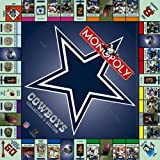 Dallas Cowboys Monopoly Collectors Editi...
