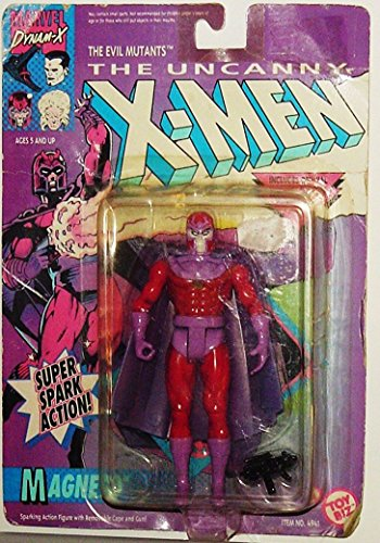 Toy Biz - Figura de acción Magneto X-men