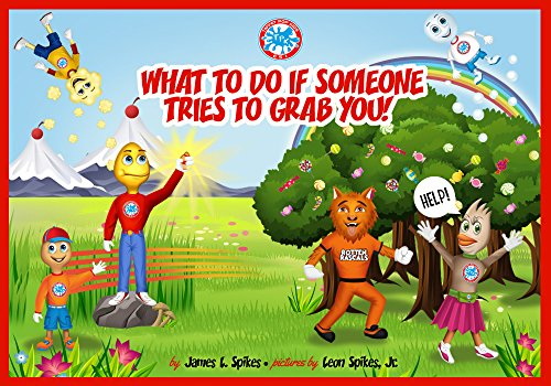 What To Do If Someone Tries Grab You! (Taffey Pop Kids Book 1) (English Edition)