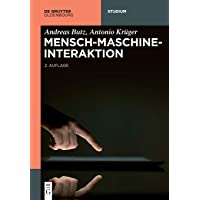 Mensch-Maschine-Interaktion (De Gruyter Studium)