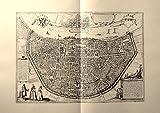 Köln (um 1574); Faksimile-Stich einer Städteansicht; Druck von 1969, Format ca. 60 x 43 cm. bei Amazon kaufen