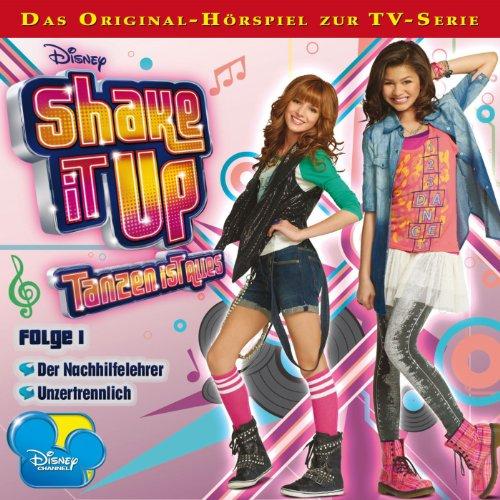 Folge 1: Unzertrennlich - Teil 3 (Disney Shake It Up)