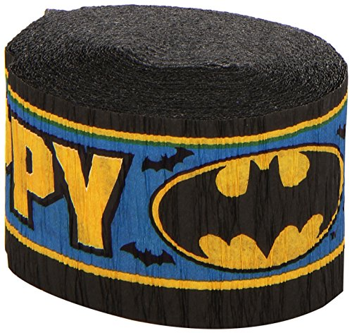 Batman - del adorno decorativo escrito en Inglés Feliz Cumpleaños