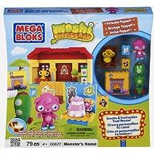 Mega Bloks - Megabloks - 80627U - Juego de construcción - Moshi Monsters - Casa