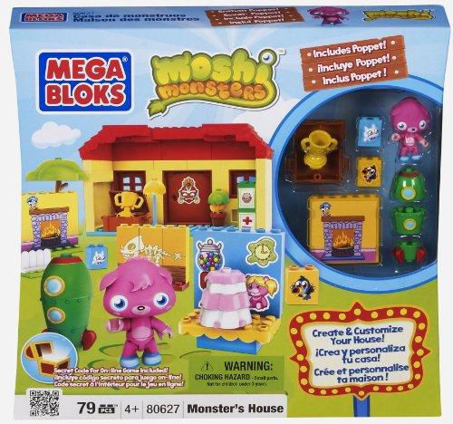 Mega Bloks 80627 - Moshi Monster Monster Haus