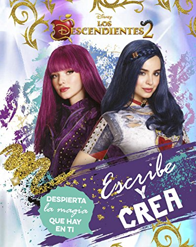 Los Descendientes 2. Escribe y crea por Disney