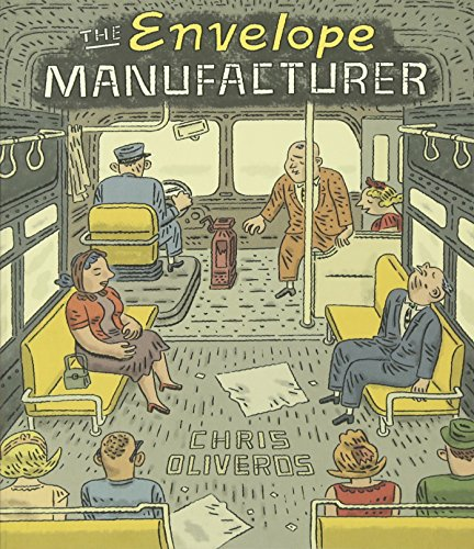 The Envelope Manufacturer: An Account of Obsolete Machinery and Outmoded Business Planning
