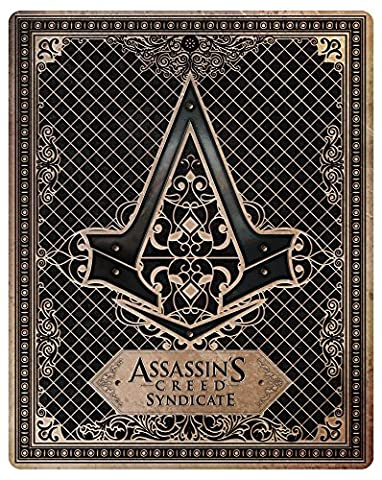 Assassins Creed Xbox - Assassin's Creed : Syndicate + Steelbook exclusif