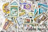 Mongolei 400 verschiedene Marken (Briefmarken für Sammler)