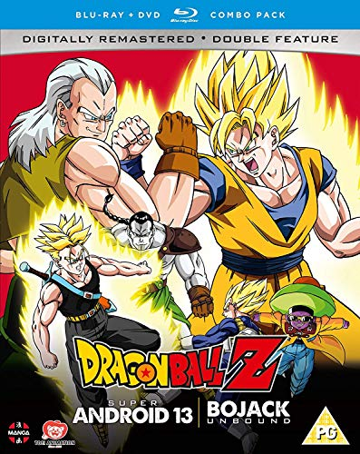 Collection Four: Super Android 13!/Bojack Unbound - DVD/Blu-ray Combo [UK Import] ()